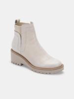 Dolce Vita Huey - Croc Print Leather - White
