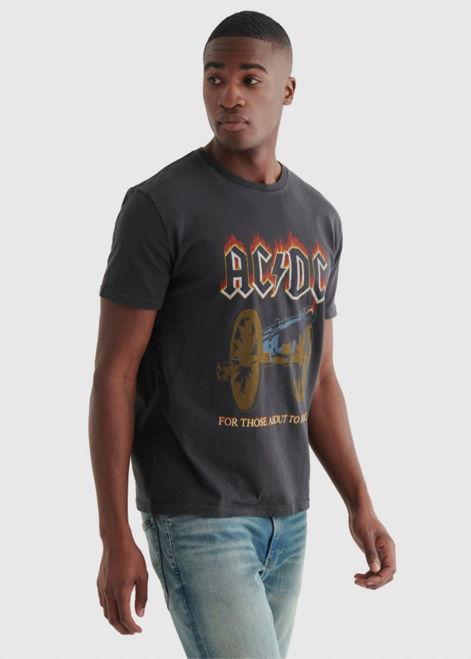 Lucky Brand ACDC War Cannon - Jet Black