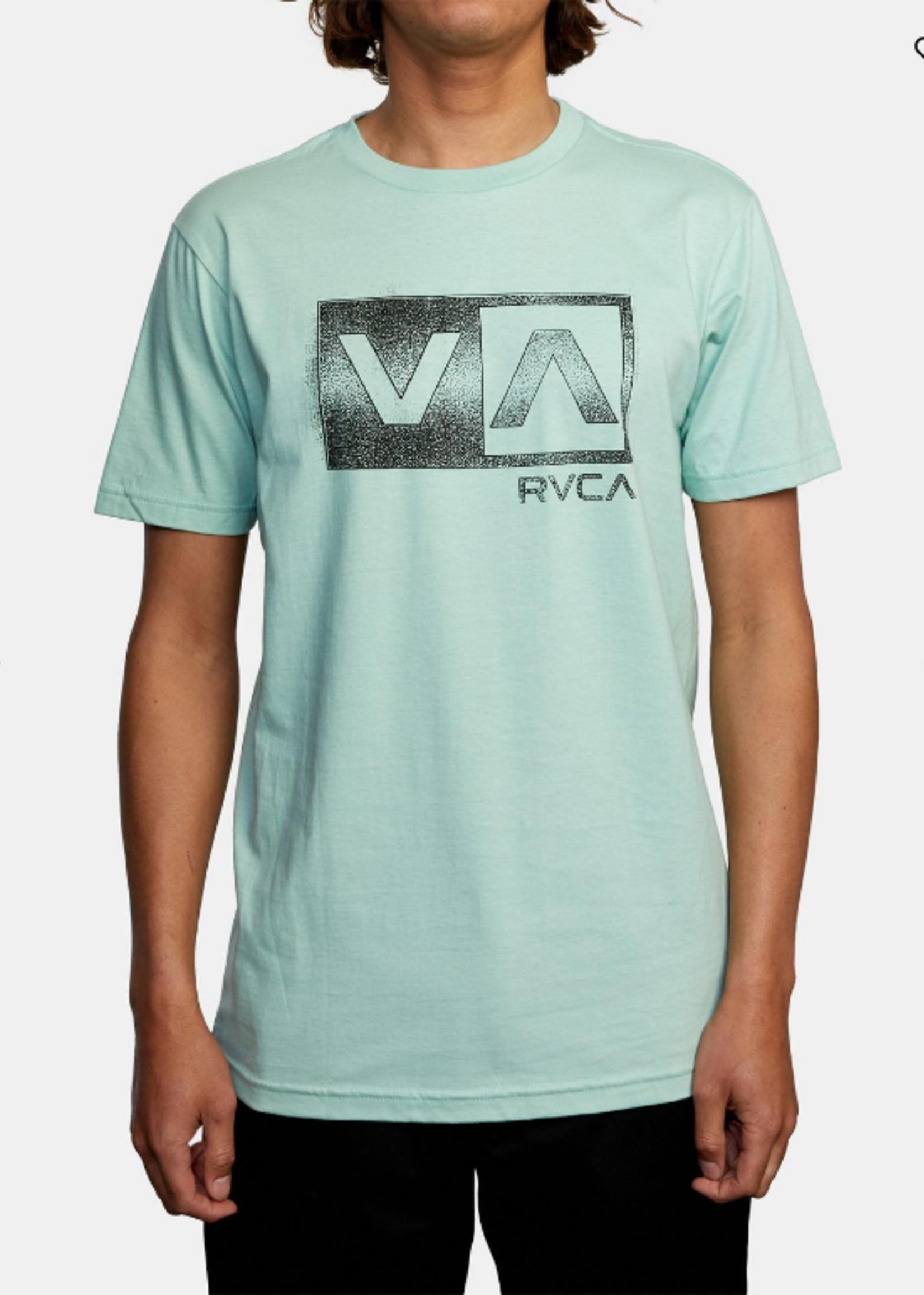 RVCA Balance Box Short Sleeve - Mint