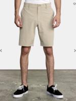 RVCA Balance Hybrid Shorts - Khaki