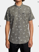 RVCA Hastings Floral - Washed Black