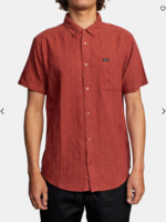 RVCA That'll Do Dobby - Warm Red