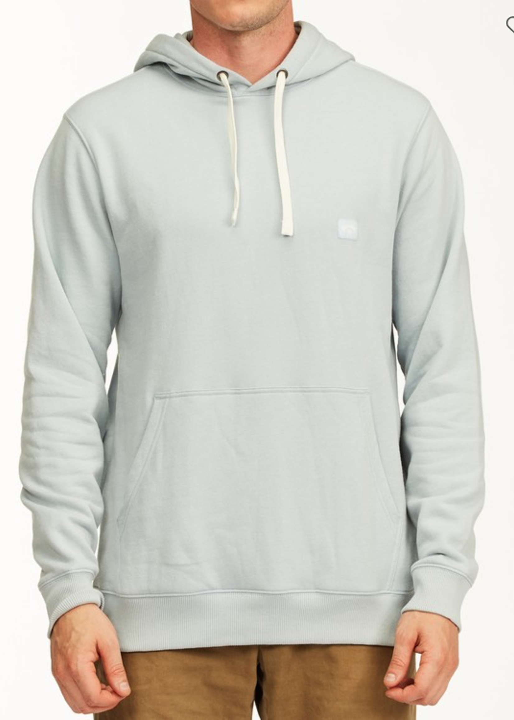 Billabong All Day Pullover Hoodie - Smoke Blue