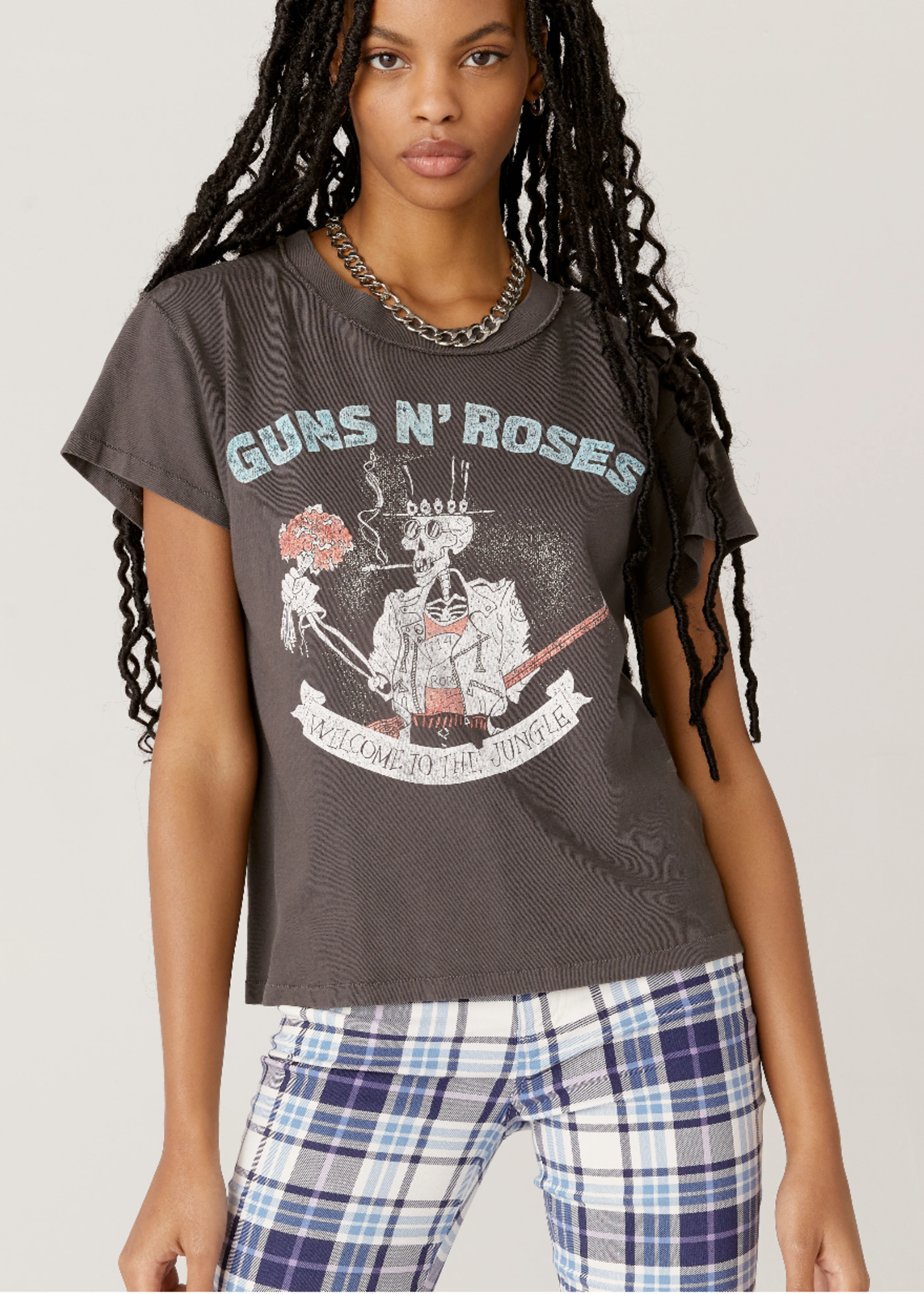 Daydreamer  GNR Welcome to the Jungle - Washed Black