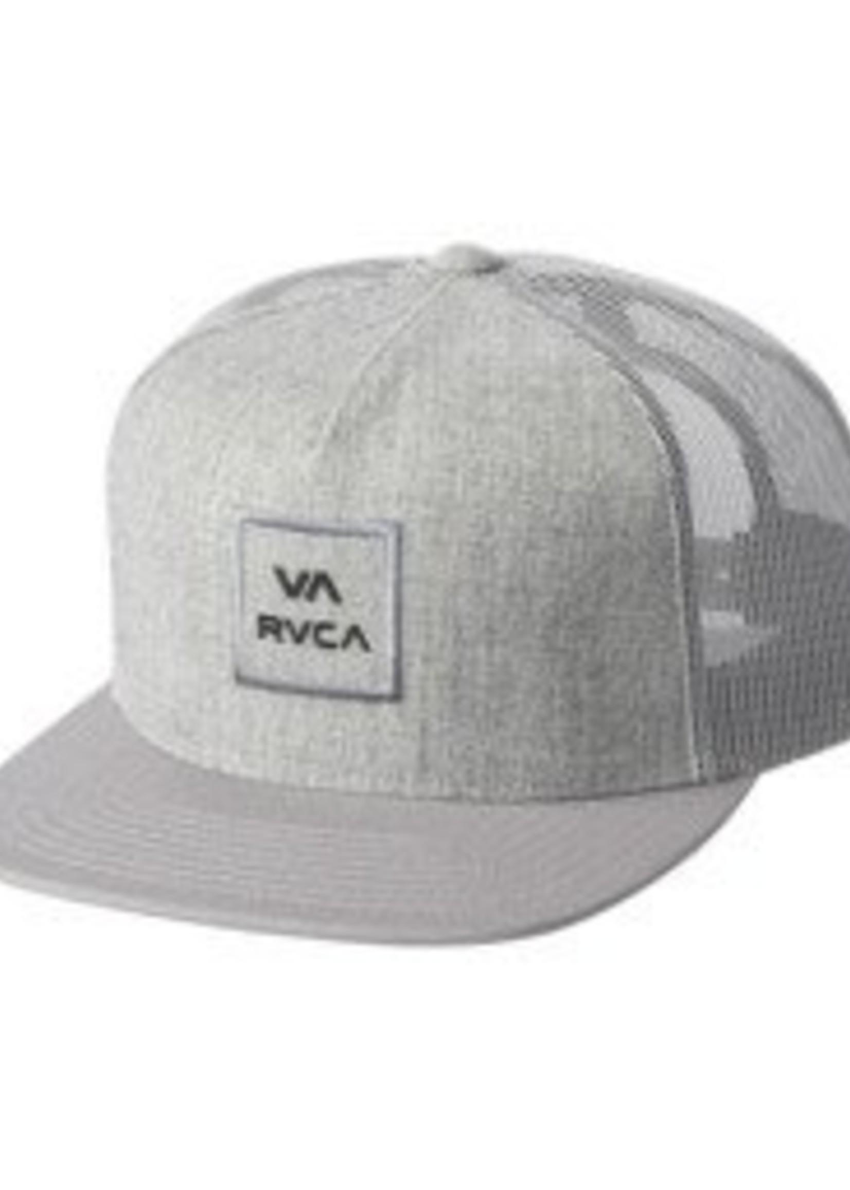 RVCA VA Trucker Hat - Heather/Black