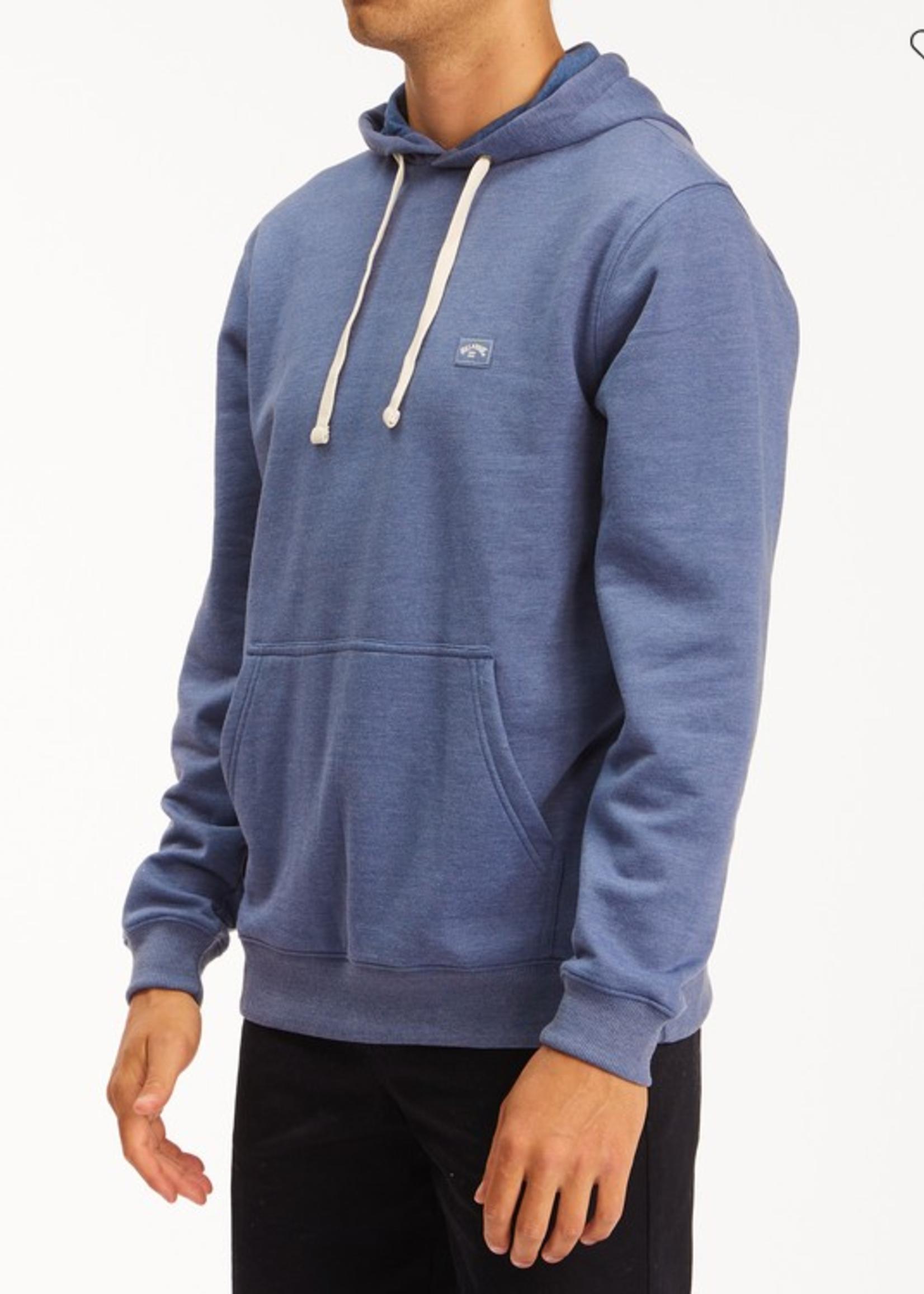 Billabong All Day Pullover - Slate Blue