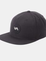 RVCA VA Snapback - Black