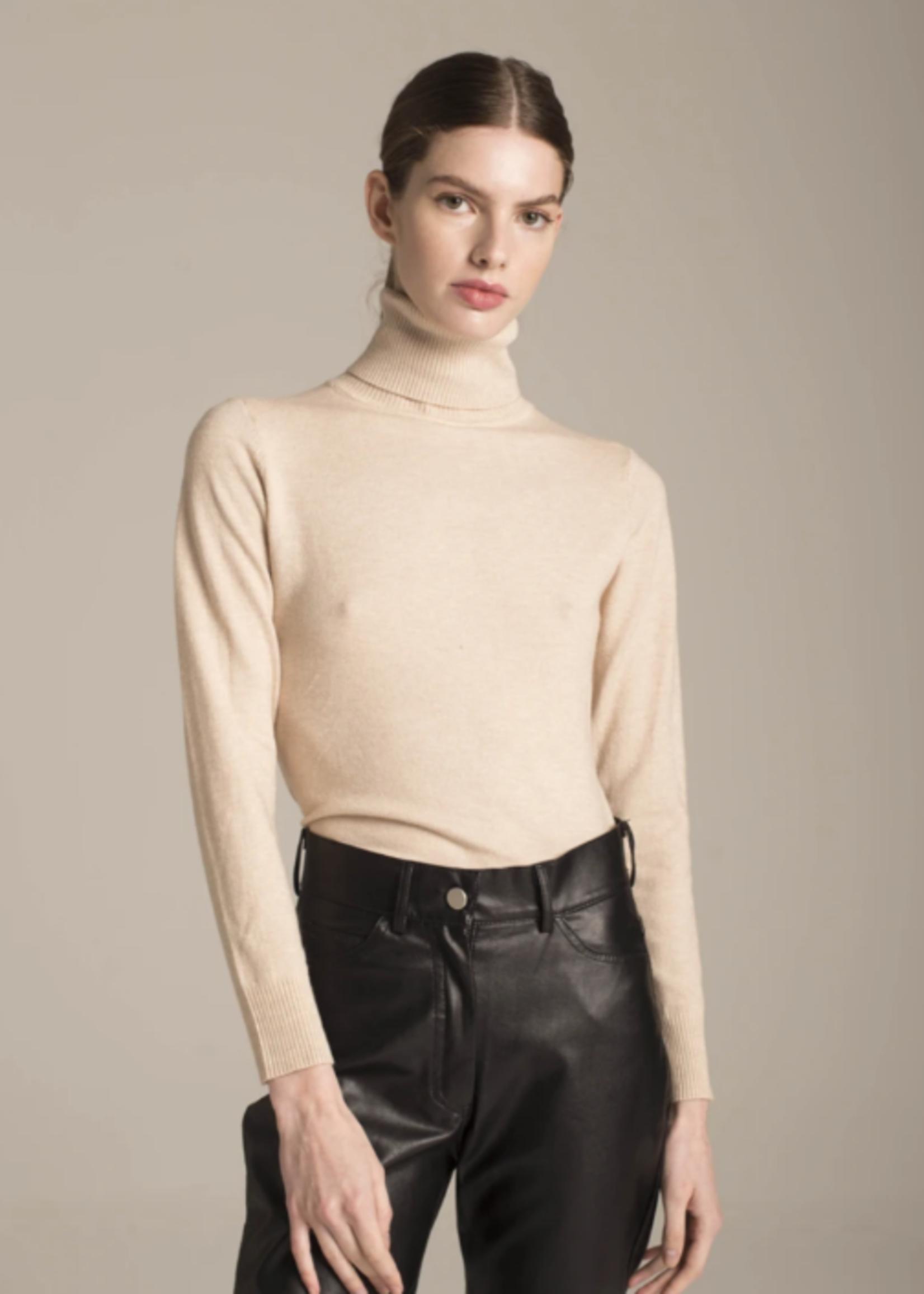 Deluc Silene Sweater - Sand