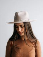 Gigi Pip Monroe Hat - Ivory
