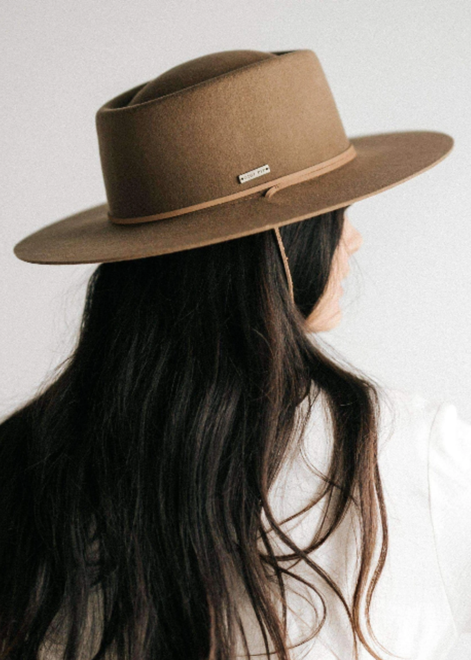 Gigi Pip Wren Hat - Brown