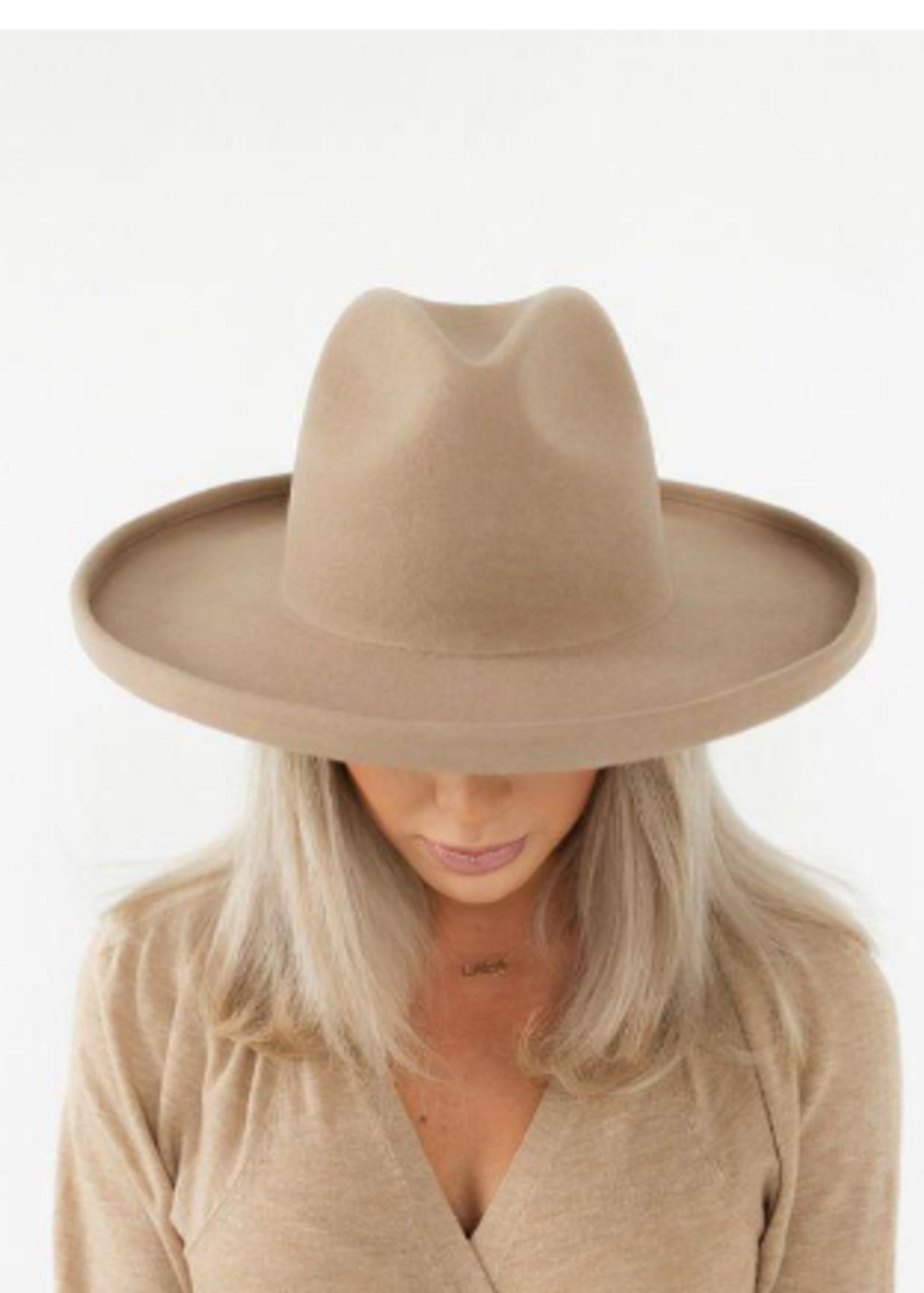 Gigi Pip Cara hat - Tan