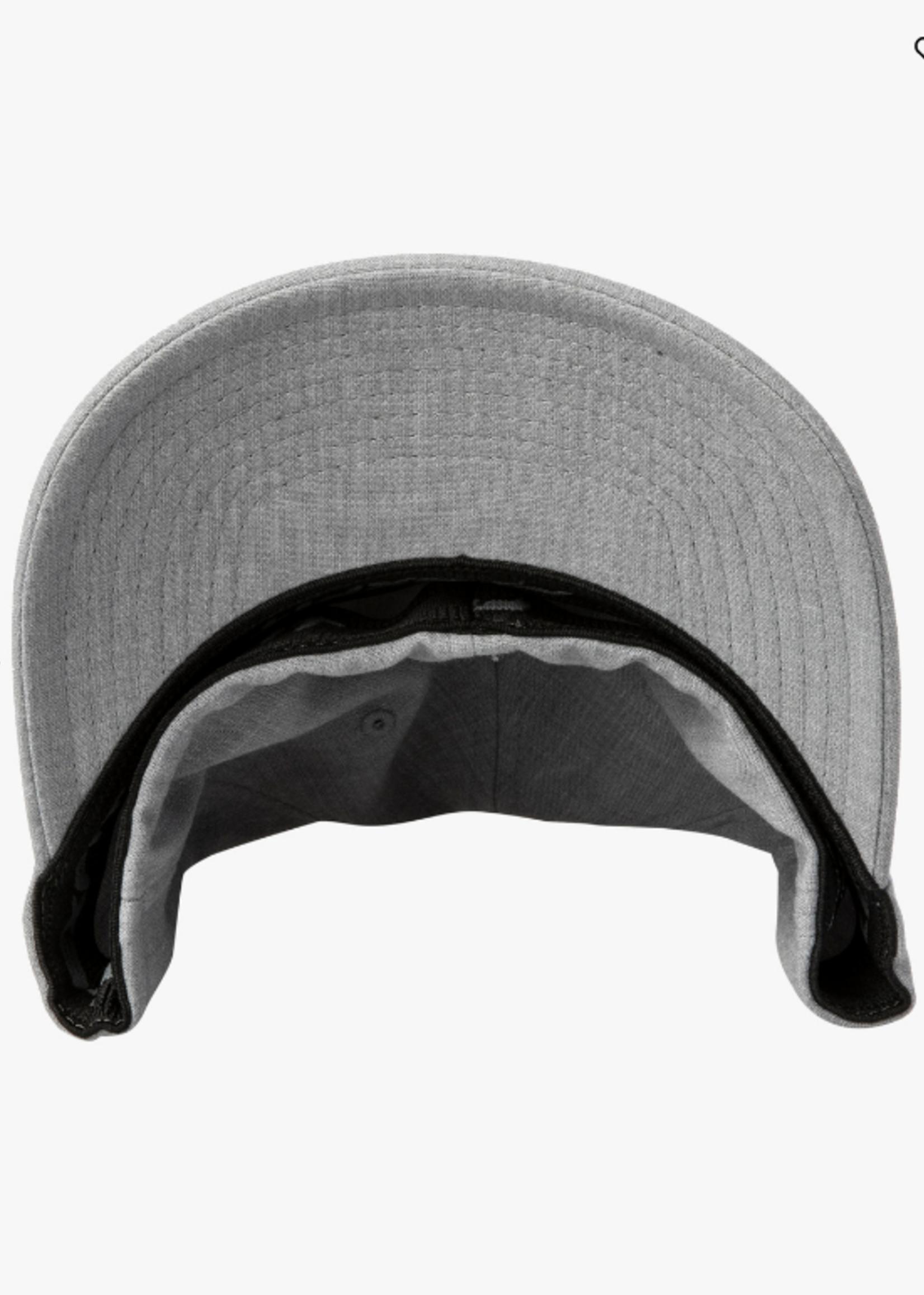 RVCA Shane Flexfit Hat - Stone