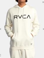 RVCA Big RVCA Hoodie - Silver Bleach