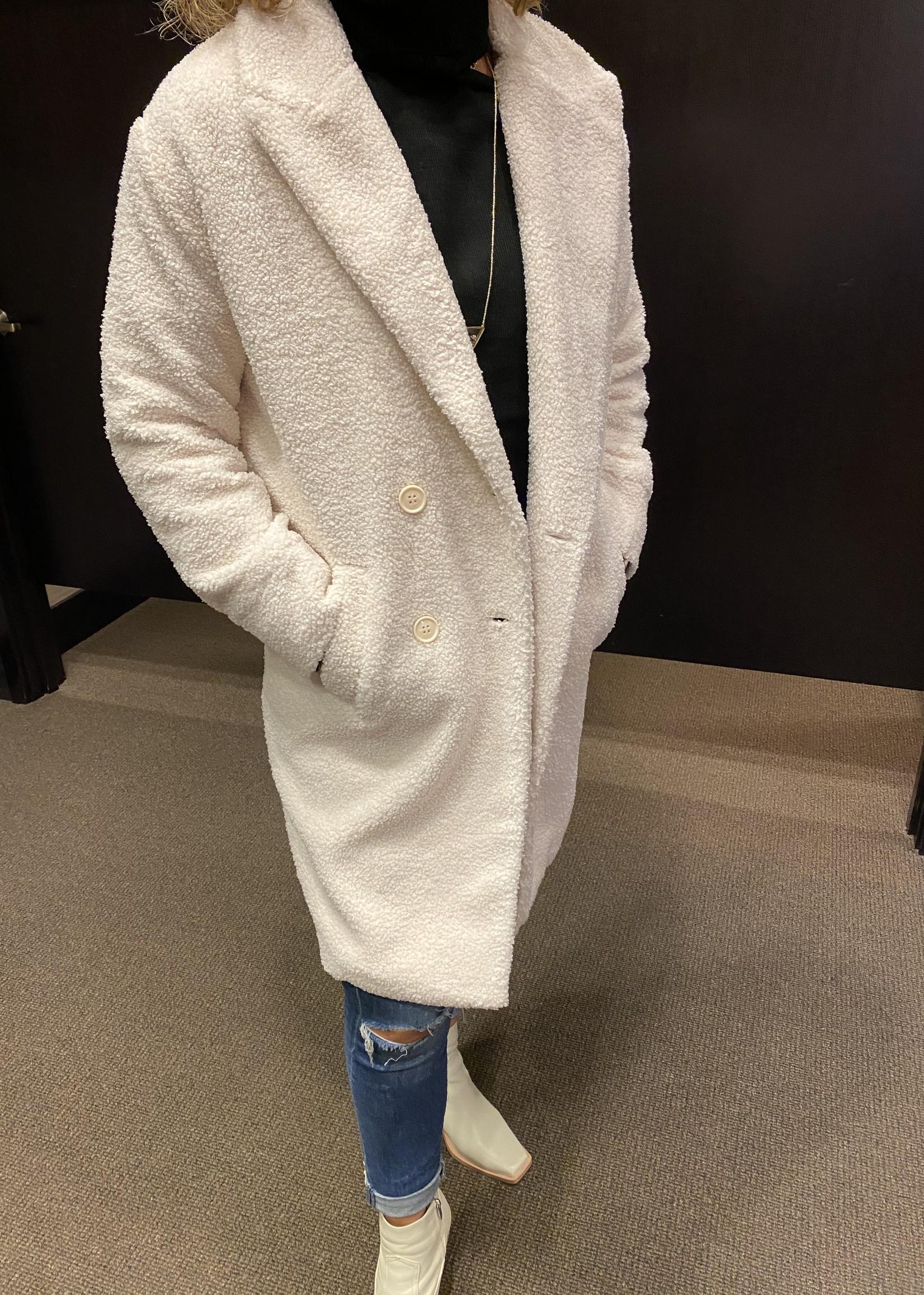 Bria Coat - Off White