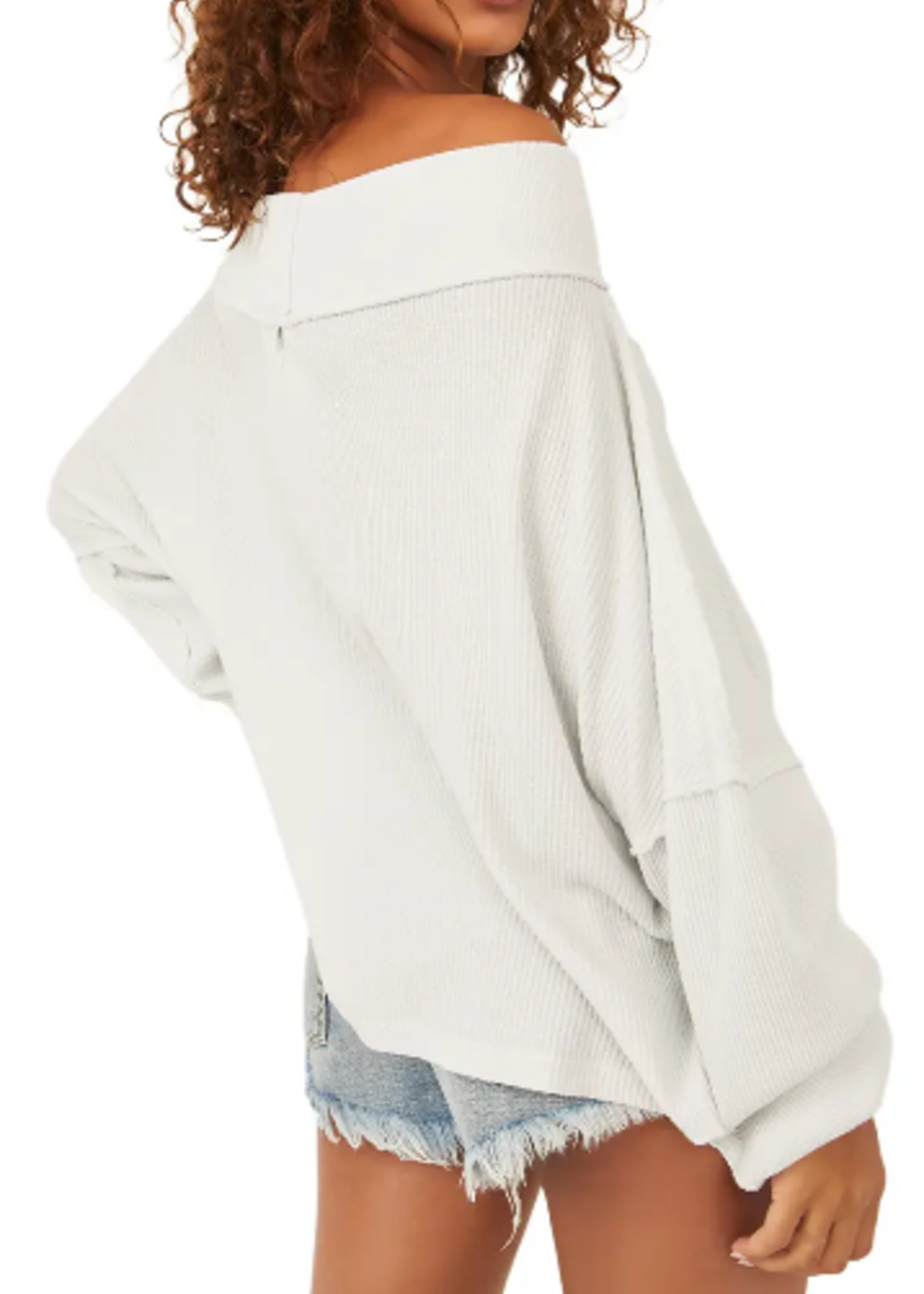 Free People Close to you Top