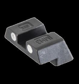 Glock GLOCK NIGHT SIGHT, REAR SIGHT ONLY, GMS, 6.1MM