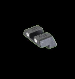 Glock GLOCK NIGHT SIGHT, REAR SIGHT ONLY, GNS SLIM, 6.5MM, GL48