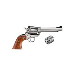 """Ruger RUGER, NEW MODEL SINGLE-SIX CONVERTIBLE, #0625, 22LR / 22MAG, 5.5"""", STAINLESS"""