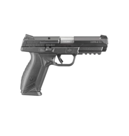 """Ruger RUGER AMERICAN PISTOL, #8615, 45ACP, 4.5"""", BLACK NITRIDE, 2-10RD MAGS"""
