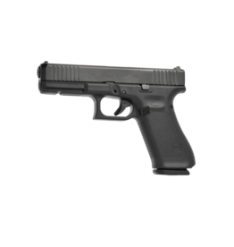 "Glock GLOCK 17 GEN 5 MOS, #PA175S302MOSAB, 9MM, 4.5"", 3 MAGS, FRONT SERRATIONS, AMERIGLO BOLD NIGHT SIGHTS"