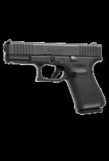 "Glock GLOCK 19 GEN 5, #PA195S202, 9MM, 4"", 3 MAGS, FRONT SERRATIONS, FIXED SIGHTS"