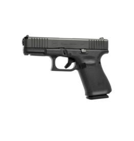"Glock GLOCK 19 GEN 5, #PA195S202, 9MM, 4"", 3 MAGS, FRONT SERRATIONS, FIXED SIGHTS"