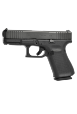 """Glock GLOCK 19 GEN 5 MOS, #PA195S202MOS, 9MM, 4"""", 3 MAGS, FRONT SERRATIONS, FIXED SIGHTS"""