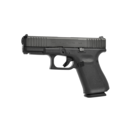 "Glock GLOCK 19 GEN 5 MOS, #PA195S302MOSAB, 9MM, 4"", 3 MAGS, FRONT SERRATIONS, AMERIGLO BOLD NIGHT SIGHTS"