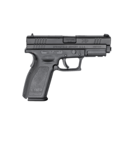 """Springfield Armory SPRINGFIELD XD, #XD9102HCSP06, 40S&W, 4"""", BLUE, WITH GEAR, 12 RDS - DISC"""