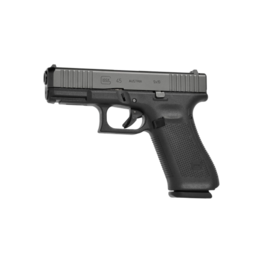"Glock GLOCK 45 GEN 5, #PA455S702, 9MM, 4"", 3 MAGS, FRONT SERRATIONS, GLOCK NIGHT SIGHTS"