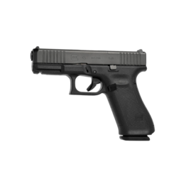 "Glock GLOCK 45 GEN 5 MOS, #PA455S702MOS, 9MM, 4.5"", 3 MAGS, FRONT SERRATIONS, GLOCK NIGHT SIGHTS"