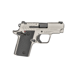 "Springfield Armory SPRINGFIELD 911, #PG9109T, 380ACP, 2.7"", TITANIUM FINISH, BLACK GRIPS, 1-6RD AND 1-7RD MAGAZINE"