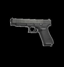 "Glock GLOCK 34 GEN 5 M.O.S., #PA343S202MOS, 9MM, 5.3"", 3 MAGS, FRONT SERRATIONS, FIXED SIGHTS, 4.5LB"