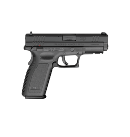 "Springfield Armory SPRINGFIELD XD, #XD9661HCSP, 45ACP, 4"", BLUE, THUMB SAFETY, WITH GEAR"