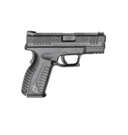"Springfield Armory SPRINGFIELD XDM, #XDM9384BTHC, 40S&W, 3.8"", BLUE, TRITIUM NIGHT SIGHTS, WITH GEAR  - DISC"
