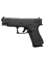 "Glock GLOCK 48, #PA4850302AB, 9MM, 4"", SINGLE STACK, 10RD, 2 MAGAZINES, BLACK nPVD, AMERIGLO BOLD NIGHT SIGHTS"