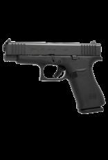 "Glock GLOCK 48, #PA4850202, 9MM, 4"", SINGLE STACK, 10RD, 2 MAGAZINES, BLACK nPVD"