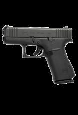 "Glock GLOCK 43X, #PX4350202, 9MM, 3.39"", SINGLE STACK, 10RD, 2 MAGAZINES, BLACK nPVD"