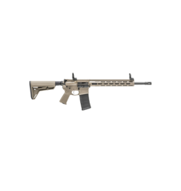 "Springfield Armory SPRINGFIELD SAINT RIFLE, #ST916556FDEFFH, 5.56, 16"", FDE, MID-LENGTH, FRONT/REAR FLIP UP SIGHT, M-LOK"