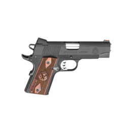 "Springfield Armory SPRINGFIELD 1911A1, RANGE OFFICER, #PI9125L, LIGHTWEIGHT COMPACT, 9MM, 4"", BLACK"