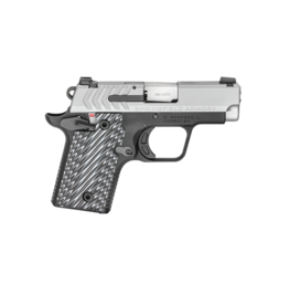 """Springfield Armory SPRINGFIELD 911, #PG9109S, 380ACP, 2.7"""", BRUSHED STAINLESS SLIDE, G10 GRIPS, 1-6RD AND 1-7RD MAGAZINE"""
