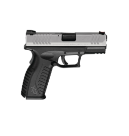 "Springfield Armory SPRINGFIELD XDM, #XDM9389STHC, 9MM, 3.8"", BITONE, TRITIUM NIGHT SIGHTS, WITH GEAR  - DISC"