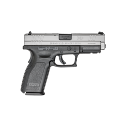 "Springfield Armory SPRINGFIELD XD, #XD9302HCSP06, 40S&W, 4"", BITONE, WITH GEAR, 12 RDS - DISC"