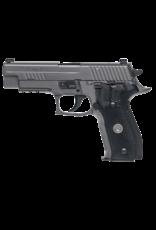 Sig Sauer SIG SAUER P226 LEGION, #E26R-9-LEGION, 9MM, GRAY, XRAY NIGHT SIGHTS, G10 GRIPS, RAIL