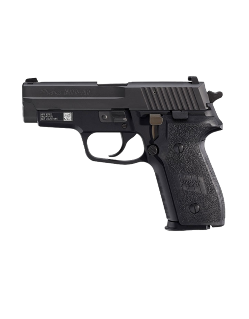 Sig Sauer SIG SAUER, #M11-A1, 9MM, NIGHT SIGHTS, SRT, MILITARY LOGO