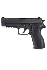 Sig Sauer SIG SAUER P226, #E26R-9-BSS, 9MM, NITRON, NIGHT SIGHTS, RAIL