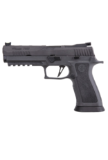 Sig Sauer SIG SAUER P320 X-FIVE LEGION, #320X5-9-LEGION-R2, 3-17RD MAGS, LEGION GRAY, FLAT TRIGGER, OPTIC READY, DAWSON SIGHTS