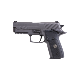 Sig Sauer SIG SAUER P229 LEGION, #E29R-9-LEGION-SAO, 9MM, GRAY, XRAY NIGHT SIGHTS, G10 GRIPS, RAIL, SAO