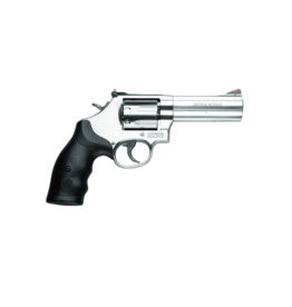 "Smith & Wesson SMITH & WESSON 686 PLUS, #164194, 357MAG, 4"", S/S, COMBAT MAGNUM"