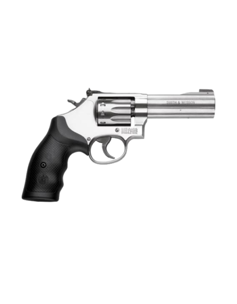 """Smith & Wesson SMITH & WESSON 617 K 22 MASTERPIECE, #160584, 22LR, 4"""", S/S"""